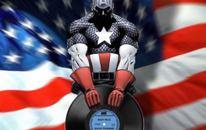 Captain America vs ShugoTokumaru