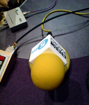 BBC Radio 5 Mic