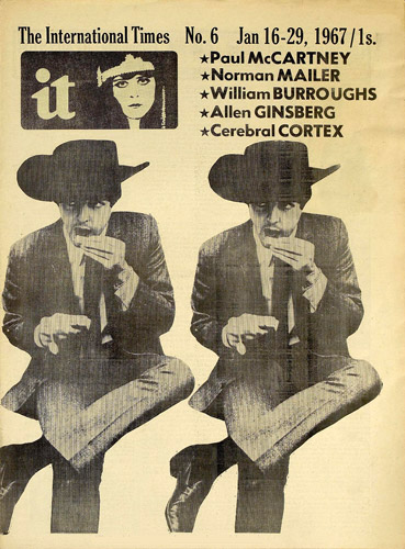 International Times cover, 1967