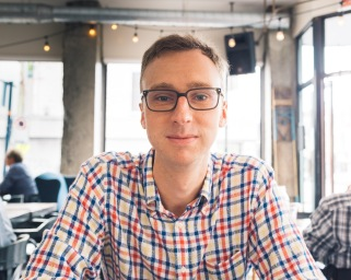 Alex Watson portrait MTL